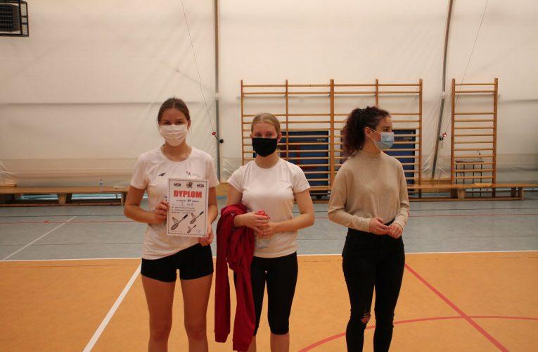 Nasze badmintonistki z brązowymi medalami