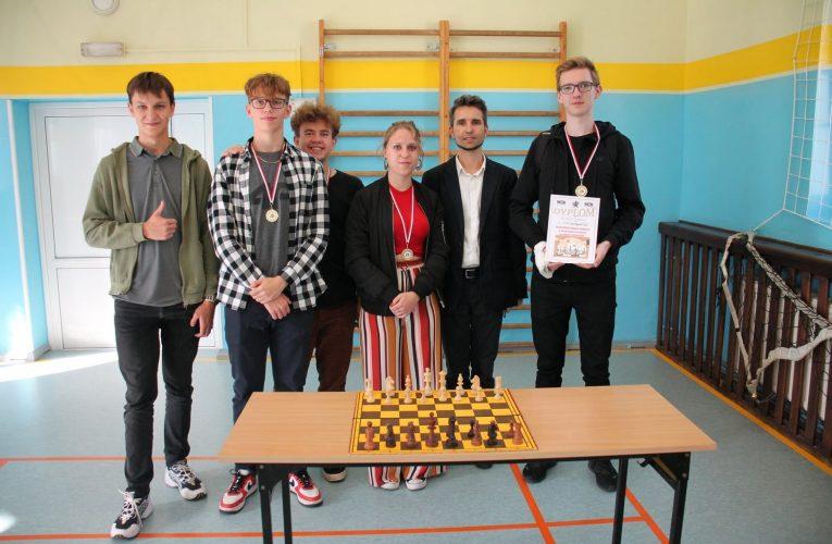 Złoto w szachach drużynowych