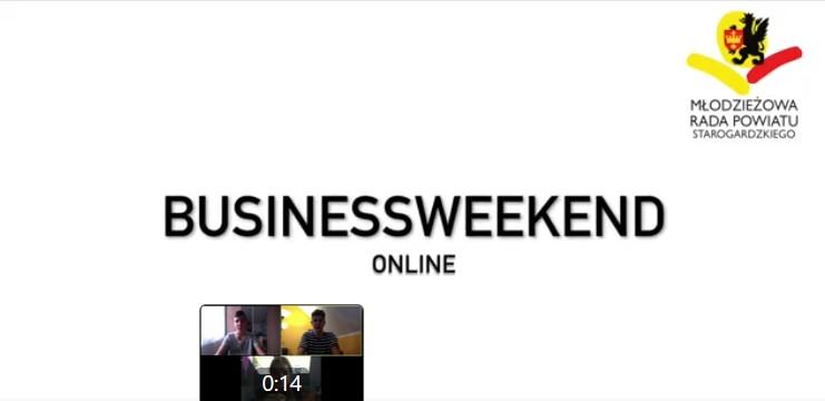 Business Weekend 2020